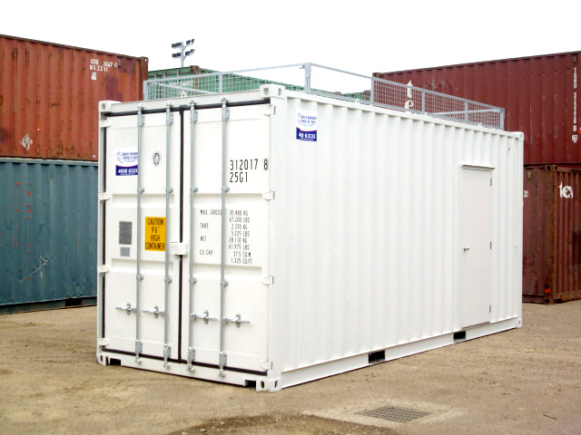 Hiring Containers in NSW